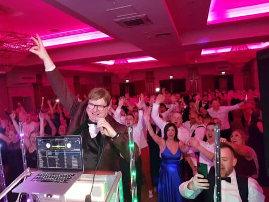 cavan wedding dj stevie dee