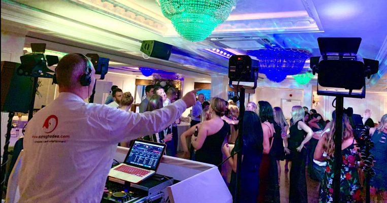 Wedding DJ Darragh o Dea Wedding DJ Ireland